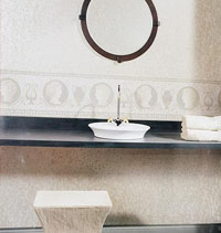 Основные стили обоев для стен