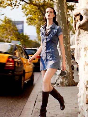 """Коллекция одежды """"Big Star"""" весна-лето 2010"""