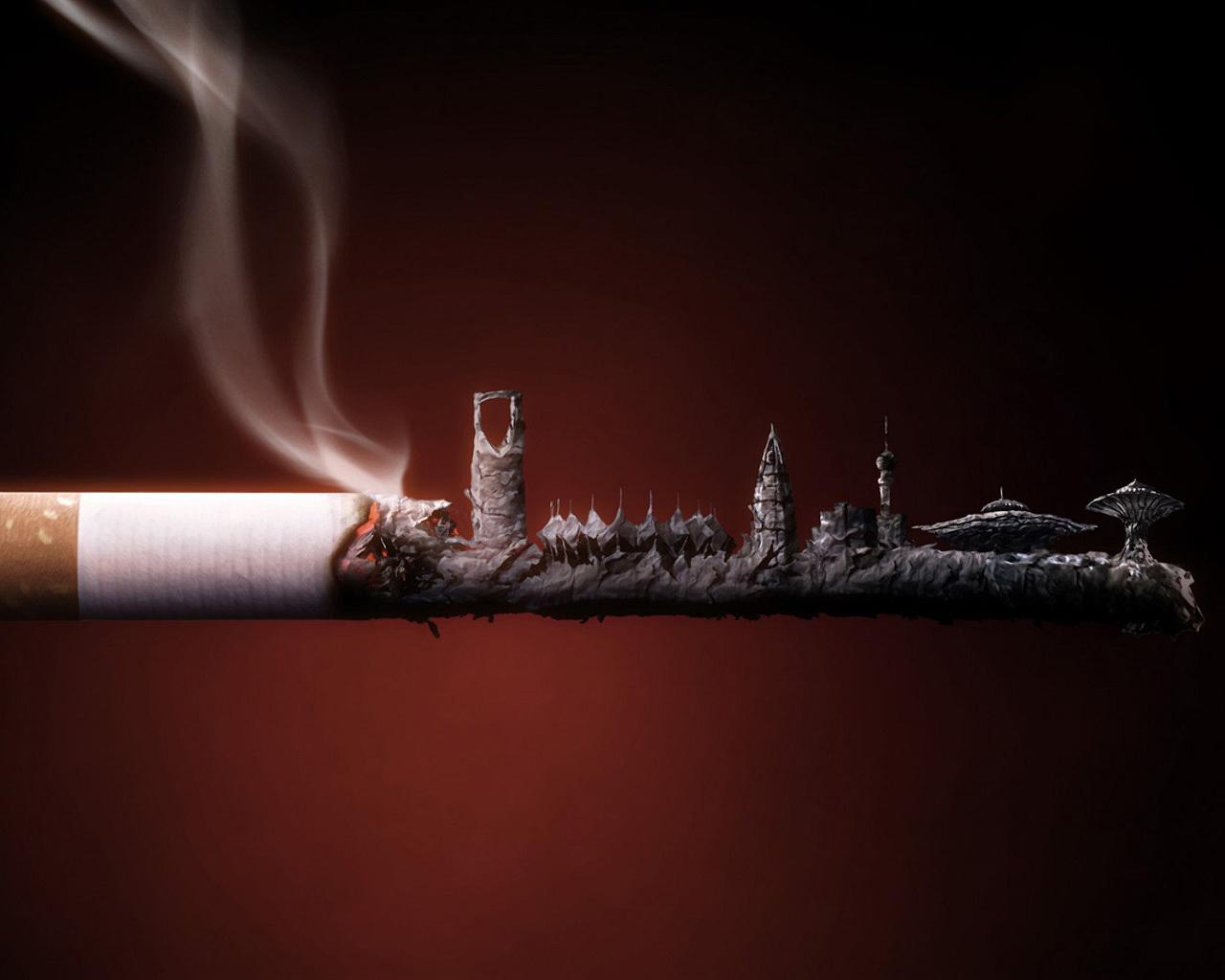 Трудные дети - результат курящих родителей