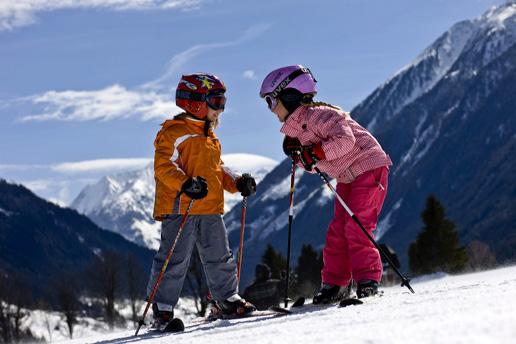 Ваш ребёнок и лыжи