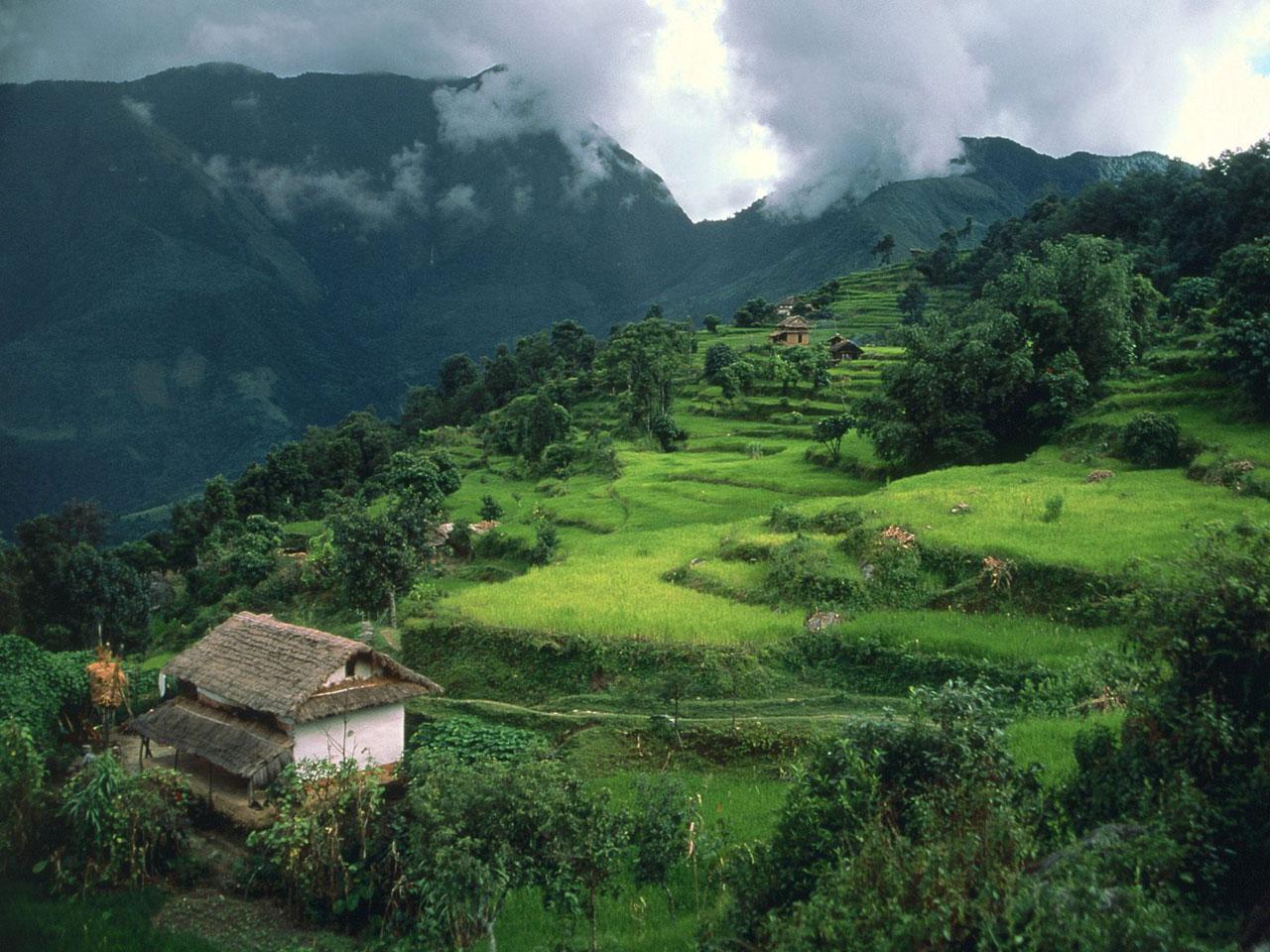 Сказочная жизнь в долине Катманду