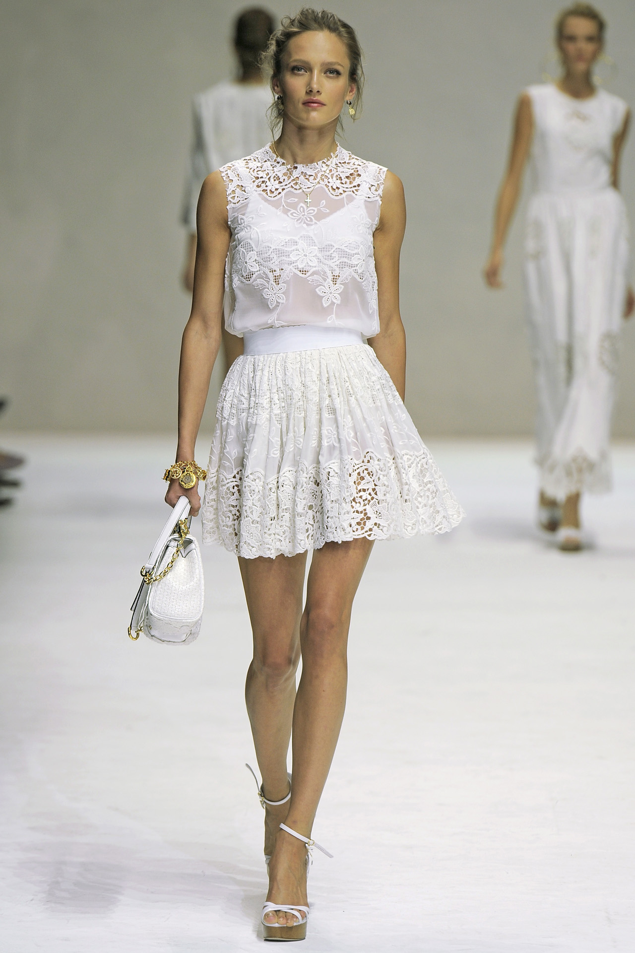 Dolce & Gabbana весна - лето 2011