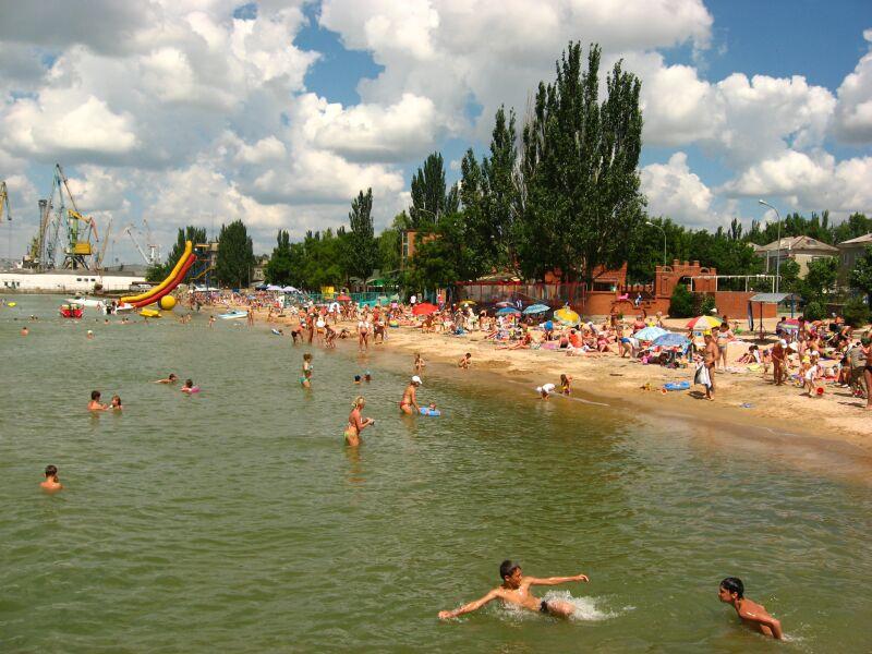 Лучшие пляжи и зоны отдыха Москвы