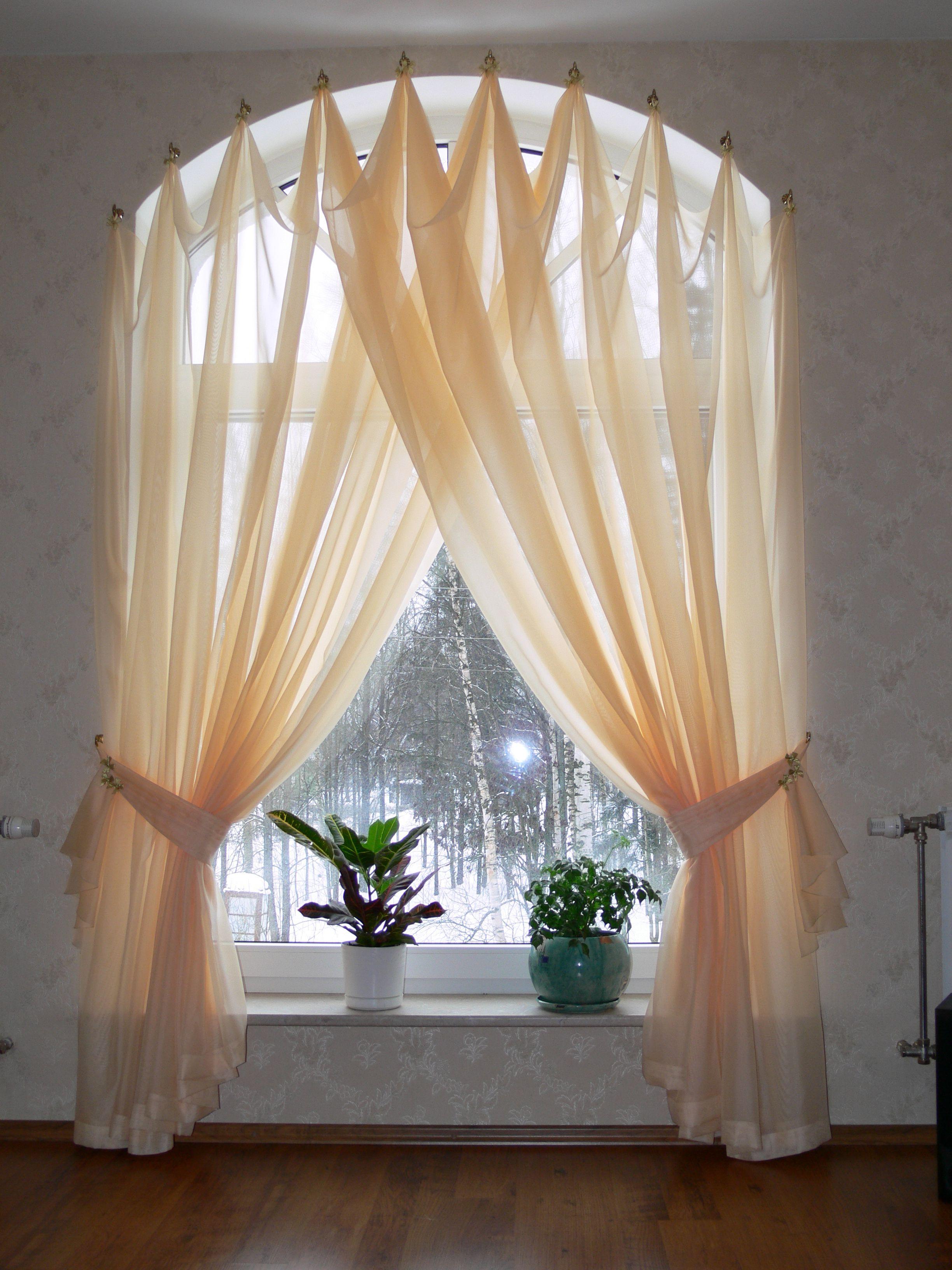 Уют комнаты при выборе штор для дома