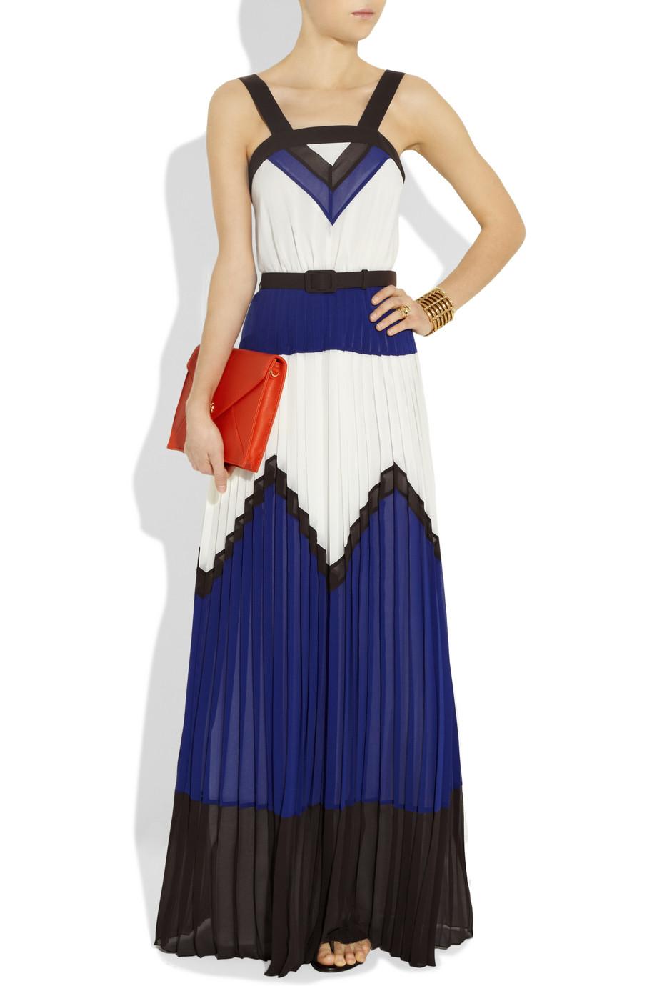 Купить длинные плиссированные юбки 4