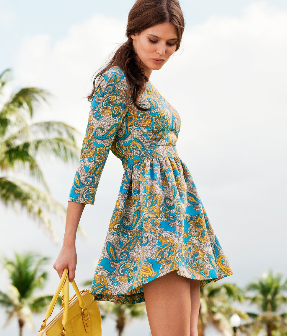 Платья на весна лето для девушек