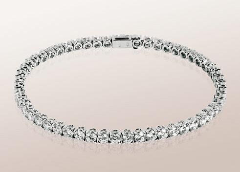 золотые украшения из бриллиантов