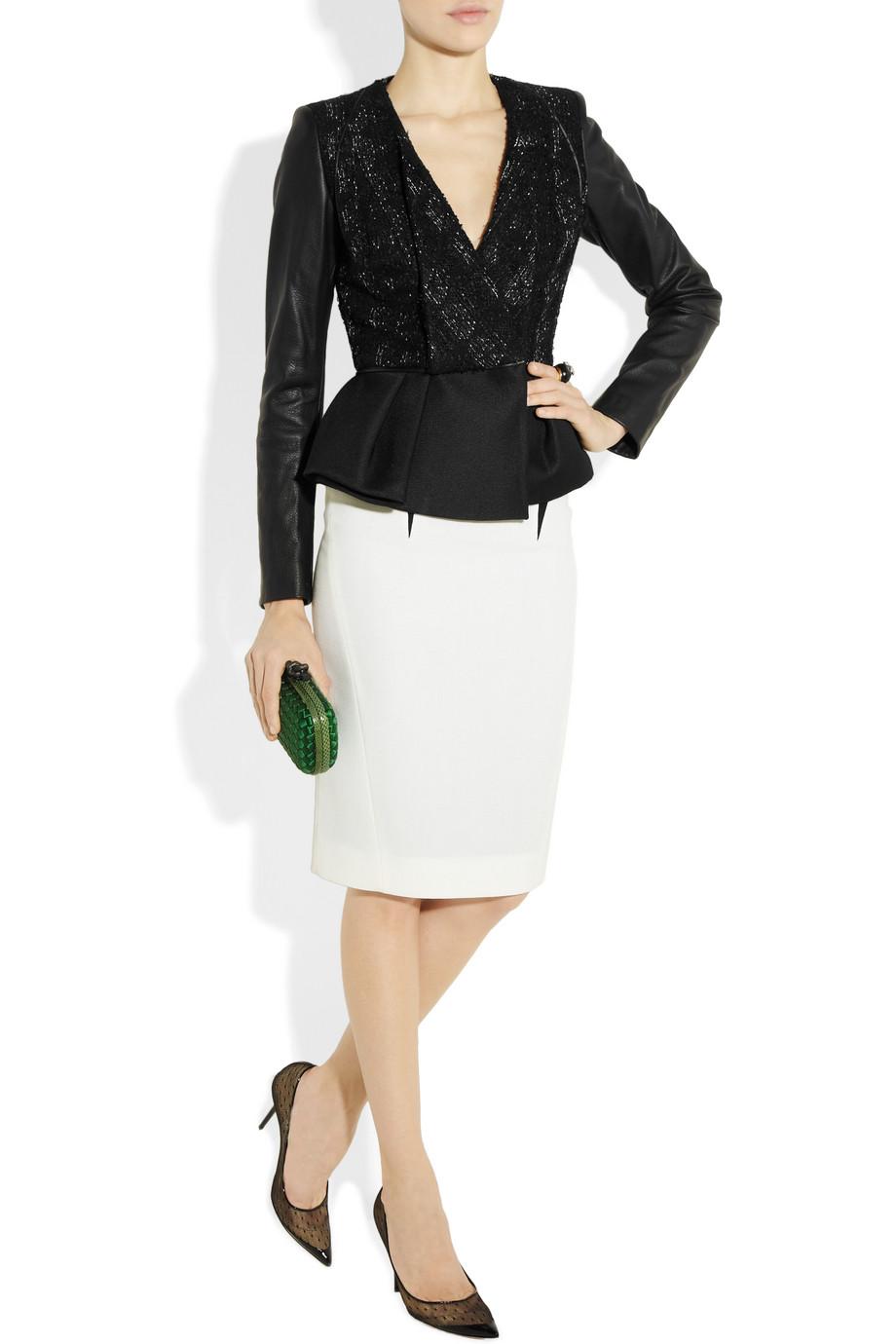 Борокко стиль - тренд моды 2012