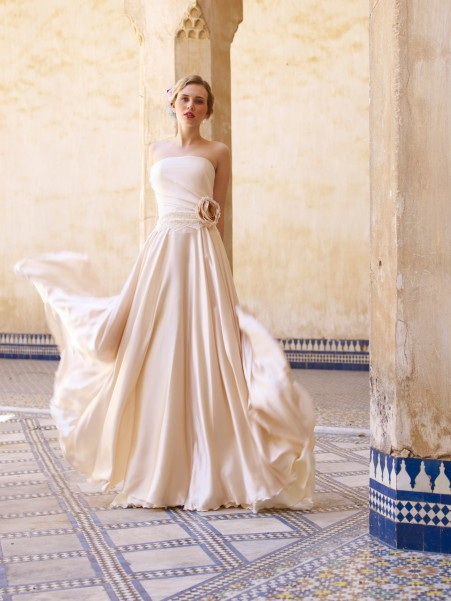 Свадебные платья 2013 года от Стефани Аллин (Stephanie Allin)