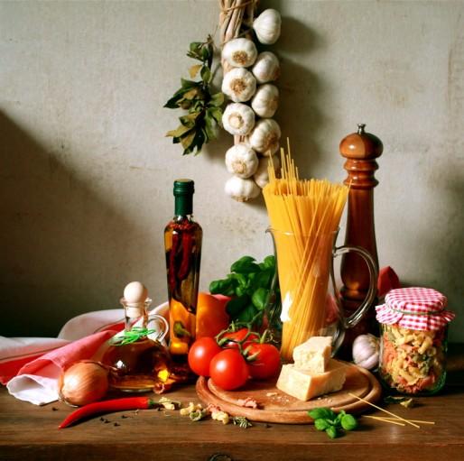Итальянская кухня. Особенности и традиции.
