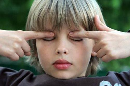 Гимнастика для глаз школьника