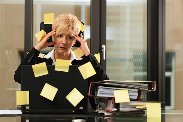 Как не сломаться на работе?