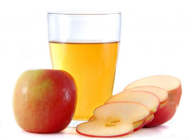 Яблочный уксус в основе диеты