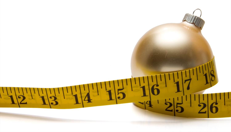 Как похудеть за неделю до Нового года?